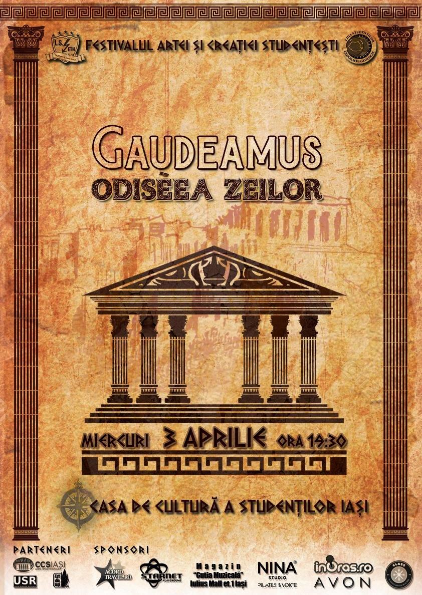 Afis Gaudeamus