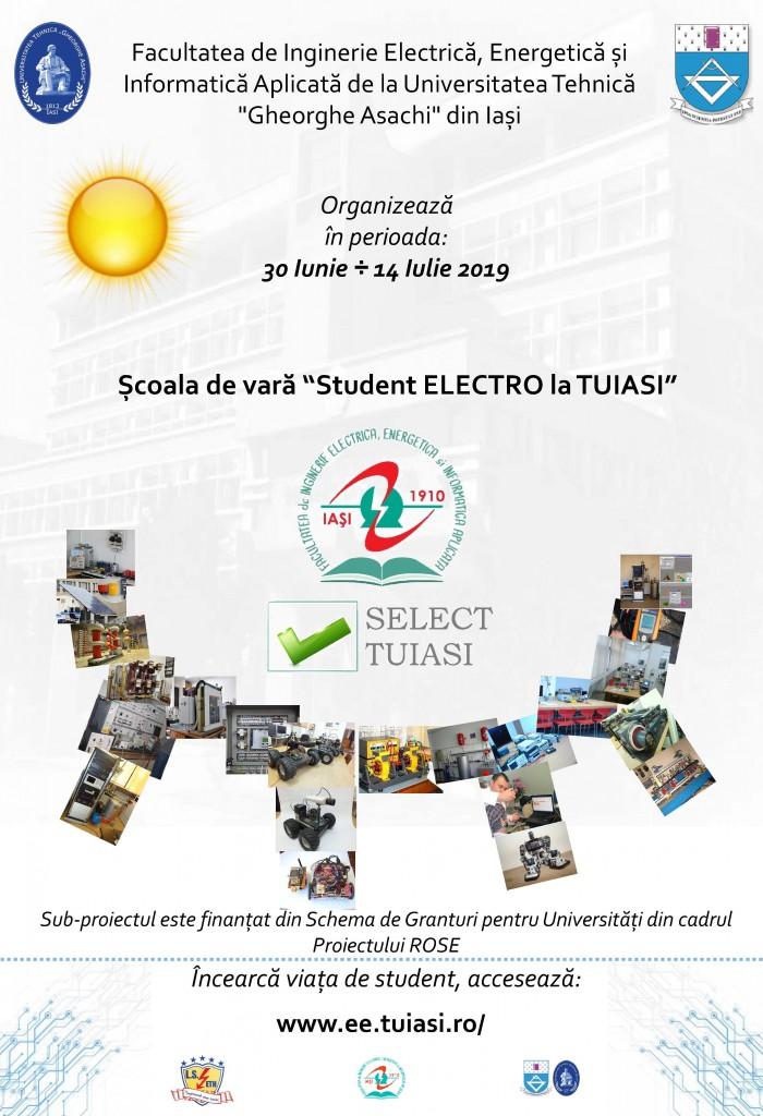 Afis SELECT TUIASI